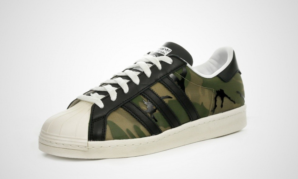 adidas femme militaire